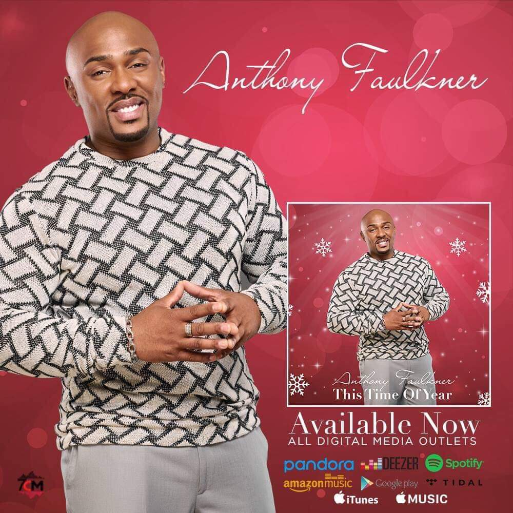 Anthony Faulkner's first ever Christmas Project : ThisTimeofYearAudio