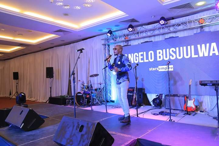 Dangelo Busuulwa Rreveals His Plans For a Mega Concert Next Year