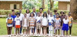Watoto Rejoices of the Victory achieved