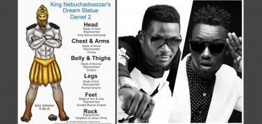Nebuchadnezzar Yamala Kuloza kumakoola- Phrase Explained in Nanyini Kampala by Fortune Spice and Robinsan