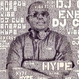 RETURN OF THE CUE MASTER mixtape art work