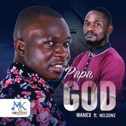 Papa God art work