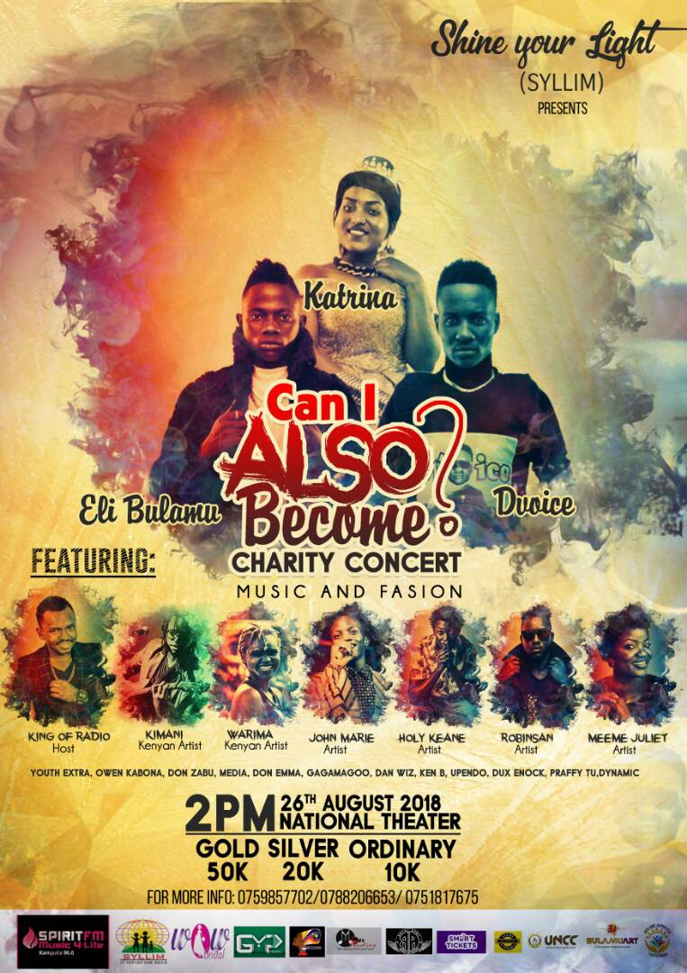 CAN I ALSO BECOME CHARITY CONCERT