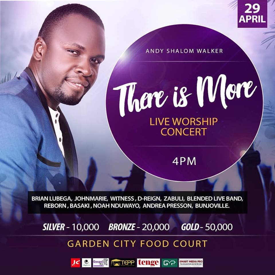 There is More Live Worship Concert