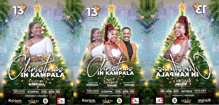Christmas In Kampala