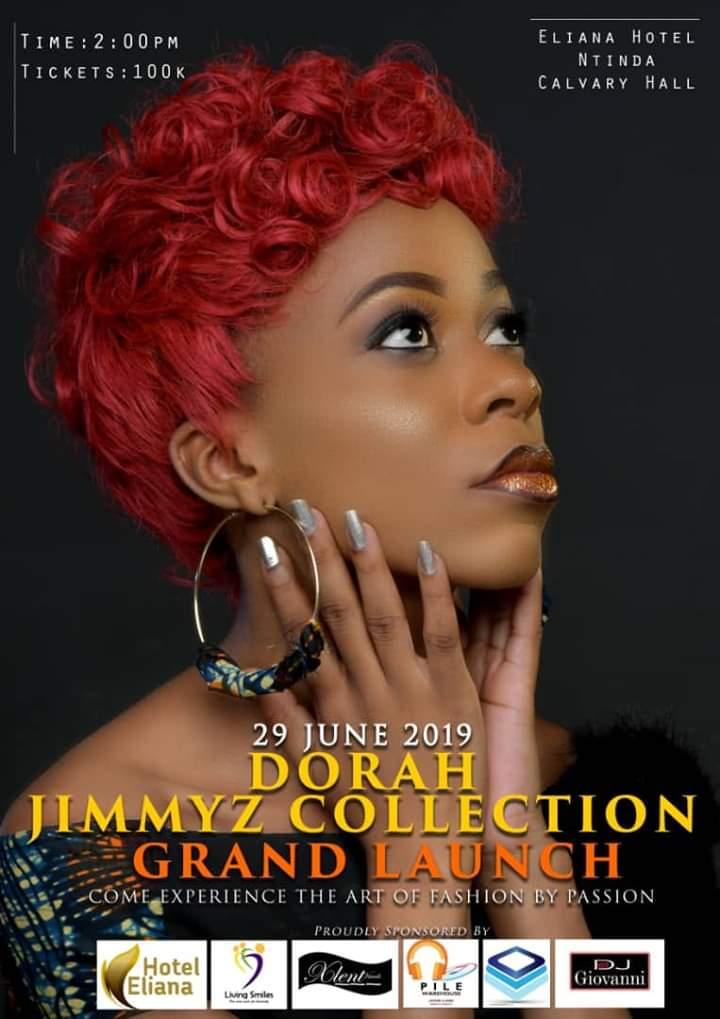 Dorah Jimmyz Collection Grand Launch