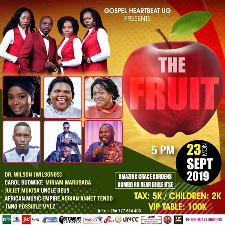 Gospel Heart Beat | The Fruit