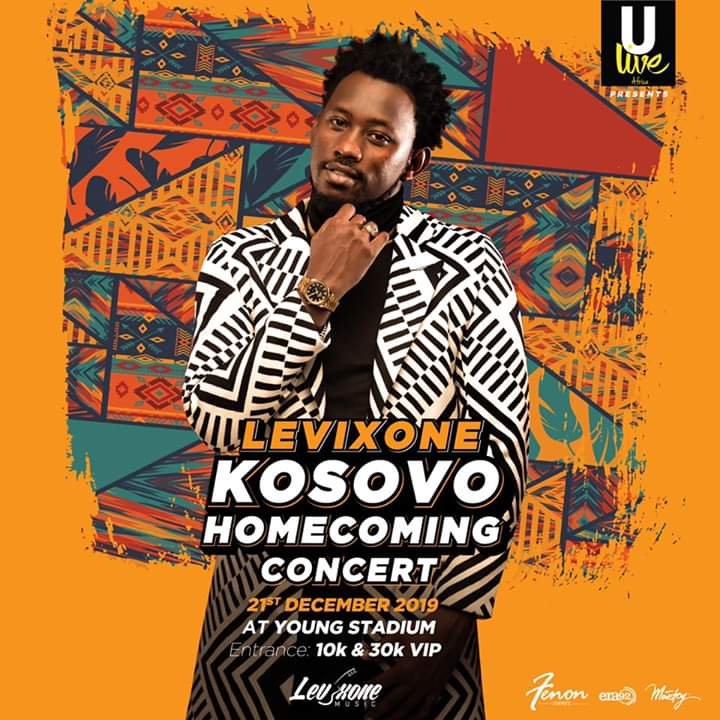 Home Coming Concert | Levixone