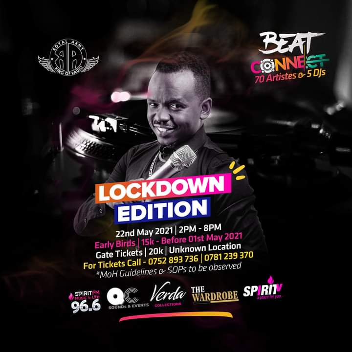 Lockdown Edition | Beat Connect