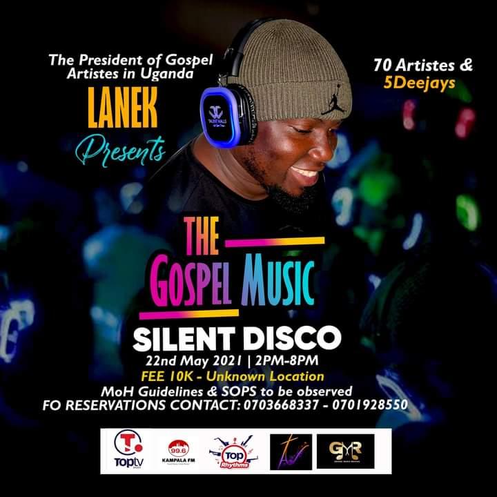 The Gospel Music Silent Disco