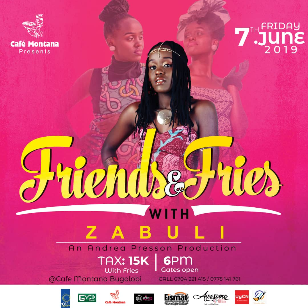 Friends and Fries with Zabuli