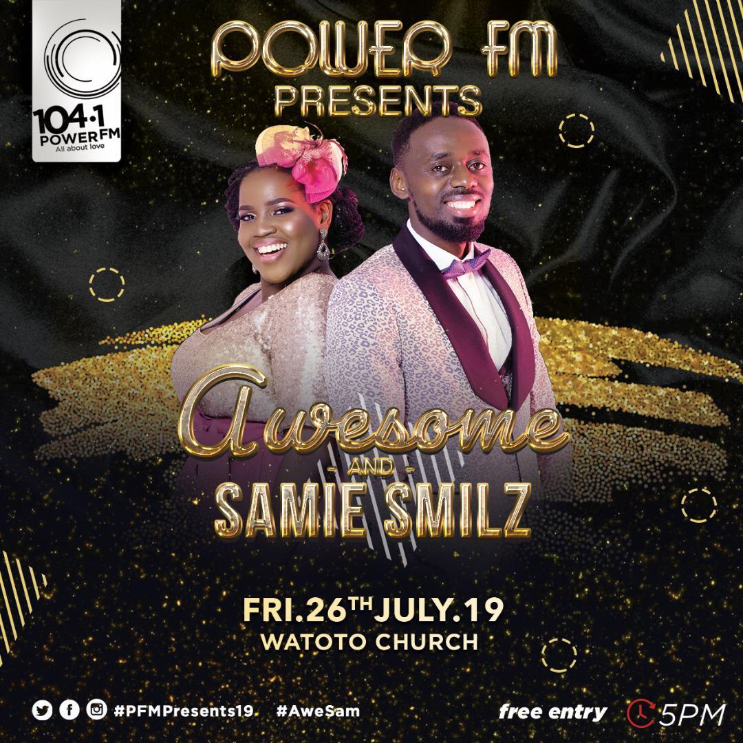 Power FM Presents Awesome and Samie Smilz