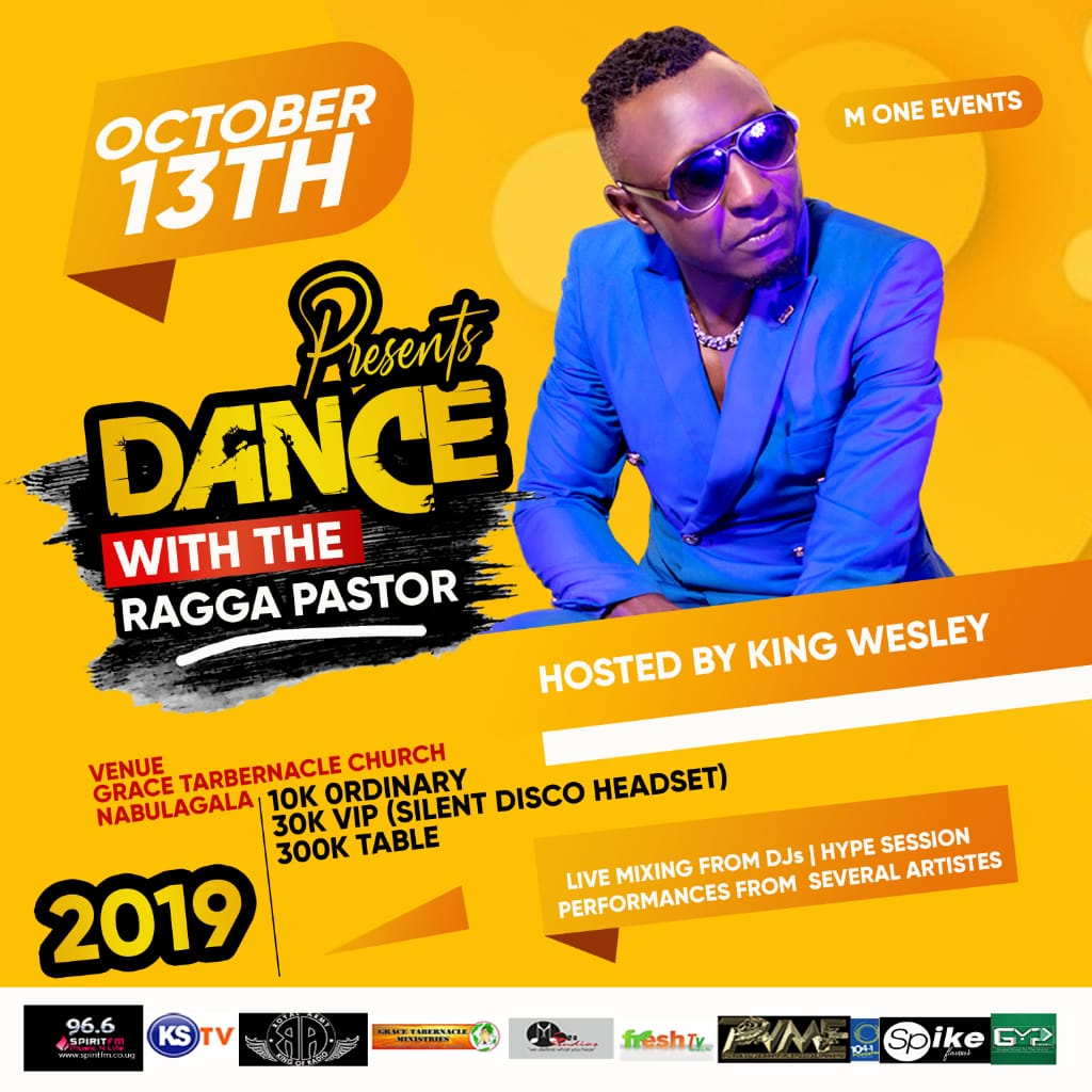 Dance With The Ragga Pastor