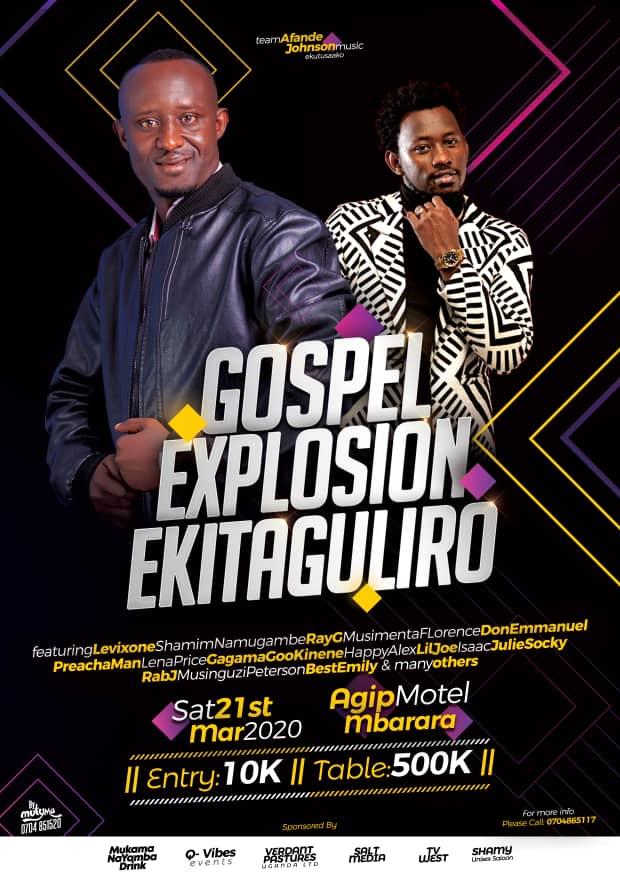 Gospel Explosion Ekitaguliro
