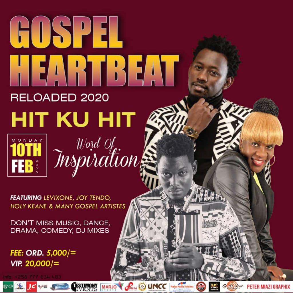 Gospel Heart Beat| Reloaded 2020 Hit Ku Hit