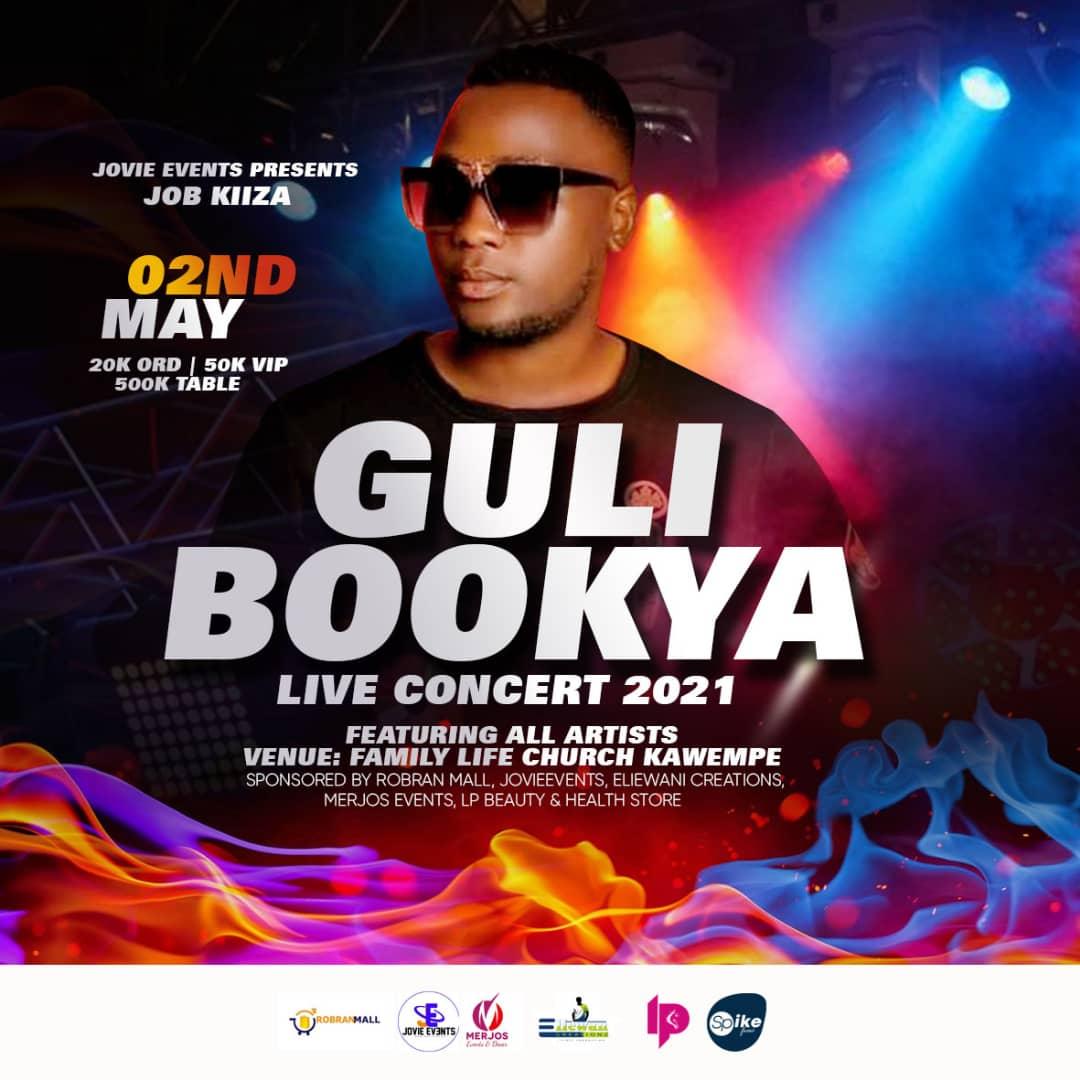 Guli Bookya Live Concert 2021