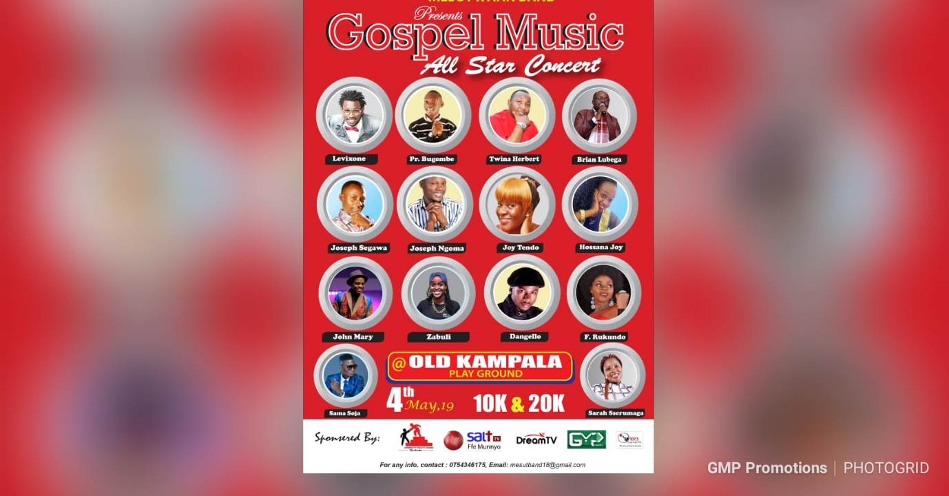 Gospel Music All Stars Concert