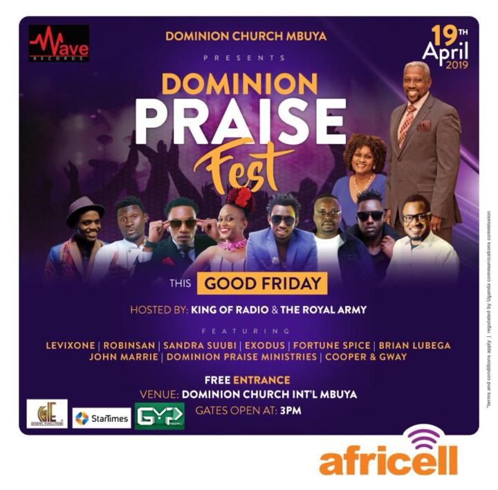Dominion Praise Fest