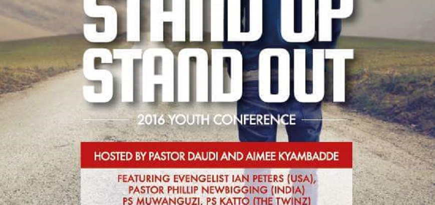 Stand Up Stand Out 2016 Youth Conference