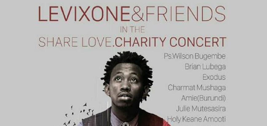 Levixone & Friends in Share Love Charity Concert