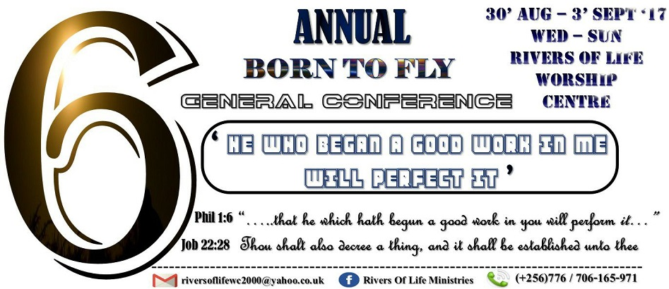 Annual General Conference (Born To Fly)