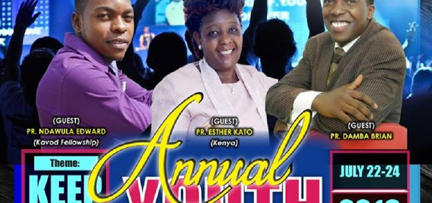 Keep The Faith Annual Youth Conference