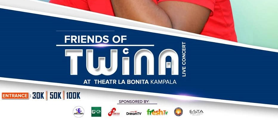 Friends Of Twina Live Concert