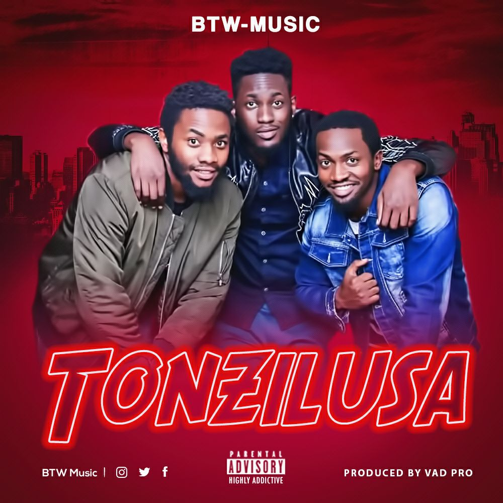 btw music (allan kutos, lex dax, bk) releases tonzilusa