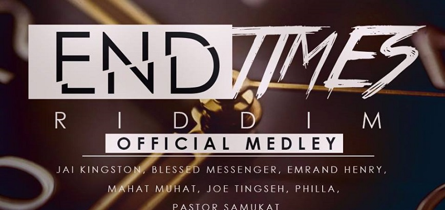 Official End Times Riddim medley  by DJ achiever Now Out
