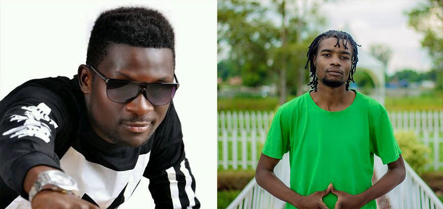 Minista Wadiwa(Zimbabwe) meets Fortune Spice (Uganda) in a new music