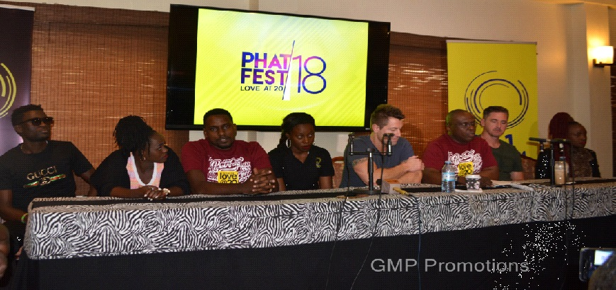 THE PHATFEST18 PREVIEW PRESSER