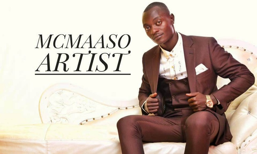 MC MAASO (ARTIST) SHOWS OFF HIS 'MCING' SKILLS  AT AN EVENT WHICH WENT DOWN OVER THE WEEKEND AT SCOAN
