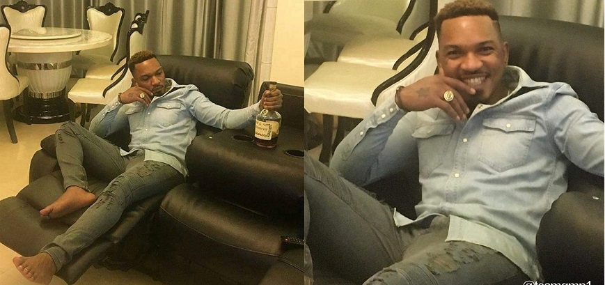 EXODUS CLARIFIES THE PUBLIC ABOUT HIS PHOTO WITH ALCOHOL