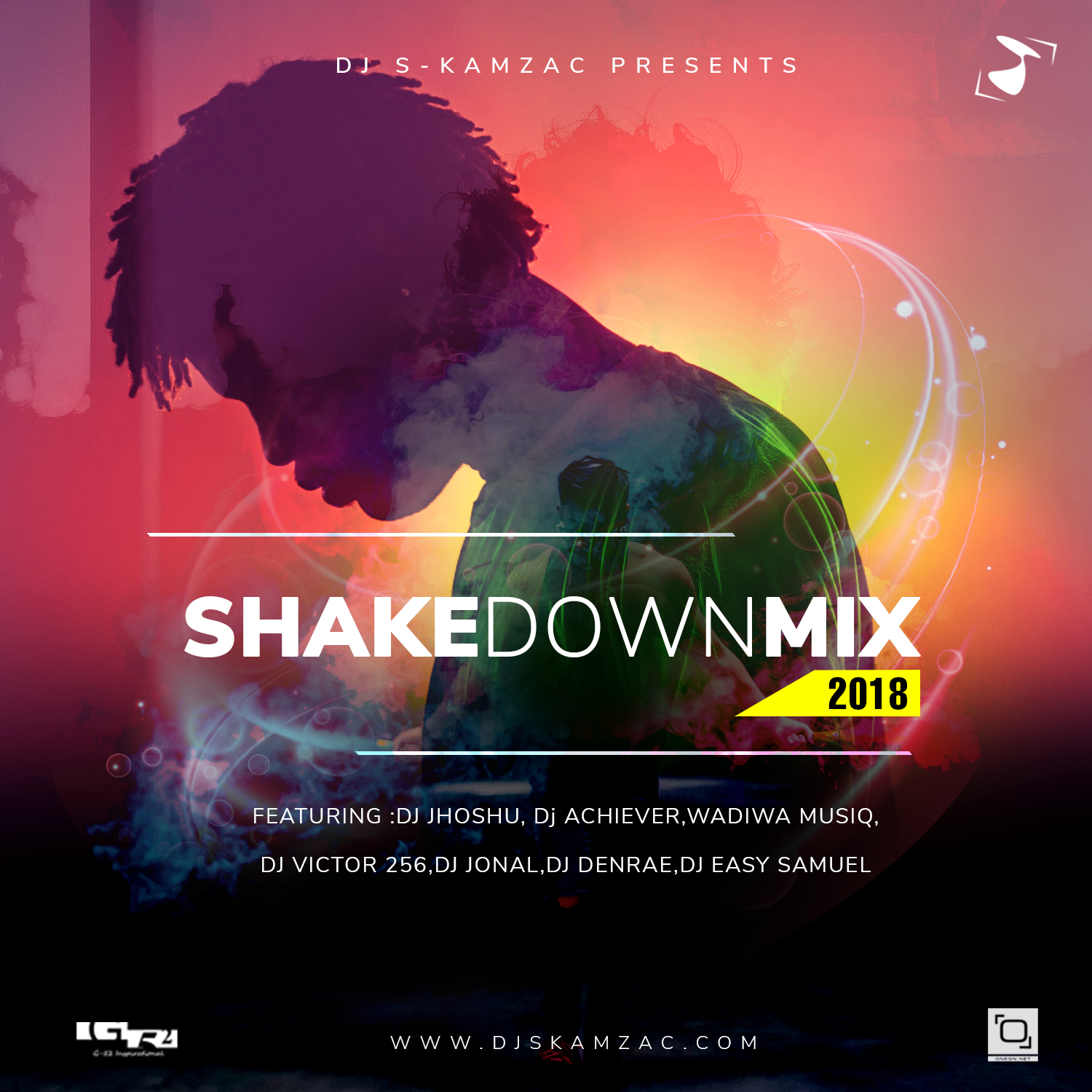 Download Shake Down Mix done by 7 Djs and 1 International Mc Gospel