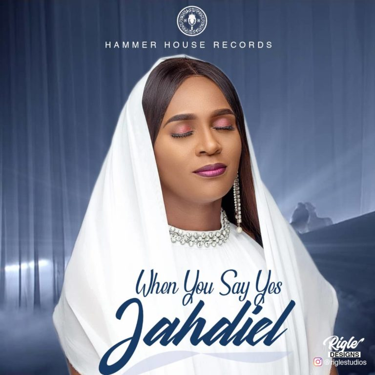 Jahdiel from Nigeria releases her first project 2019