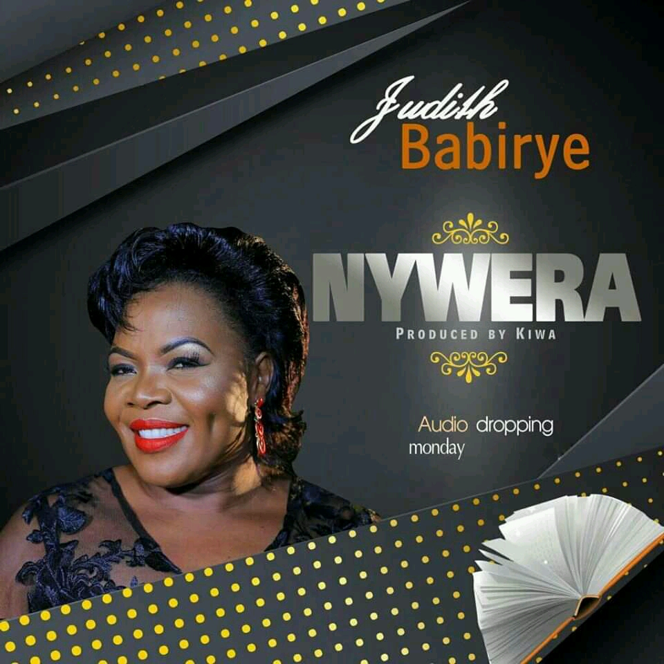 Hon Judith Babirye pushing on great; Nywera New Audio