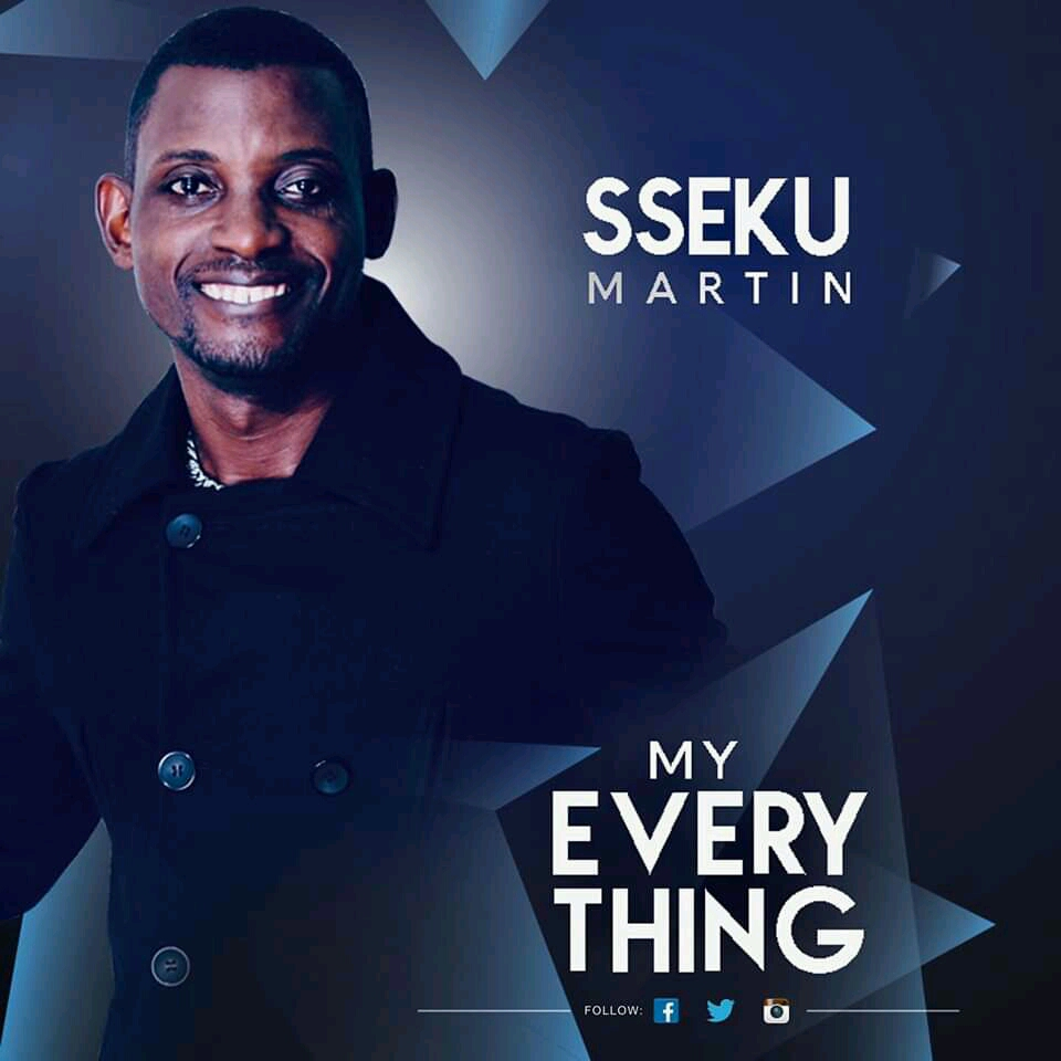 The Legend lives on Sseku Martin with a new vibe My Every thing