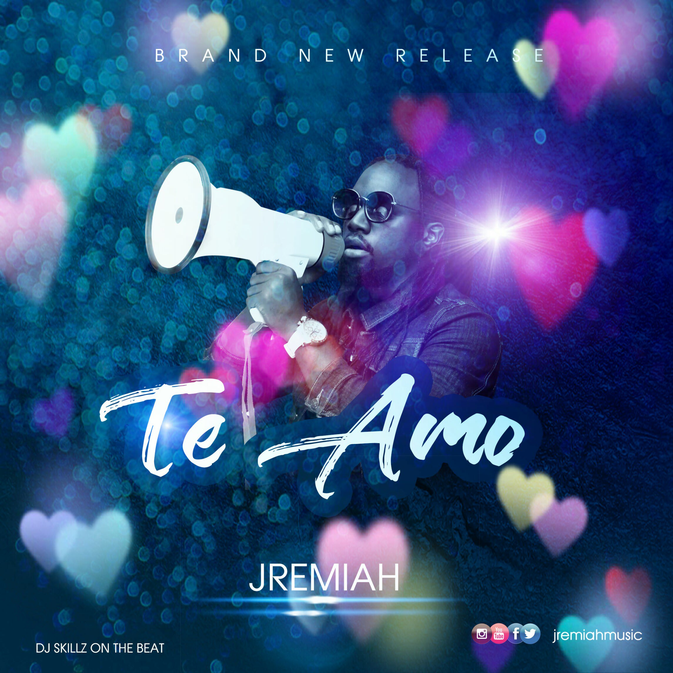 """No giving the devil a break Jremiah with a new tune """"Te Amo"""""""