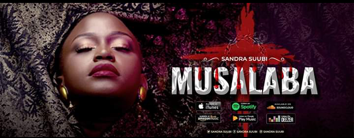 Sandra Ssuubi with an August musical treat: Musalaba Audio Out