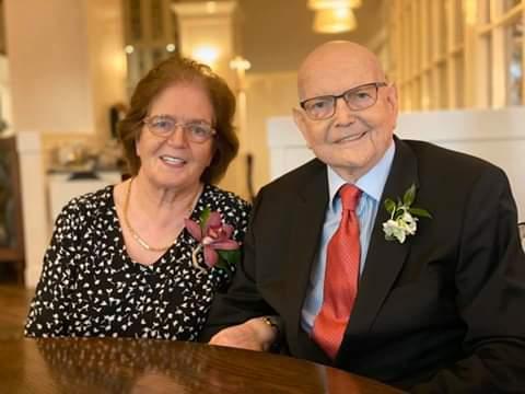 Televangelist Reinhard Bonkee celebrates 55 years in Marriage