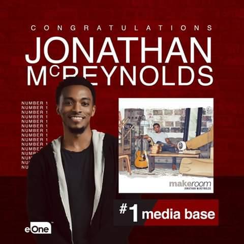 Jonathan Mcreynolds' Make Room number 1media base