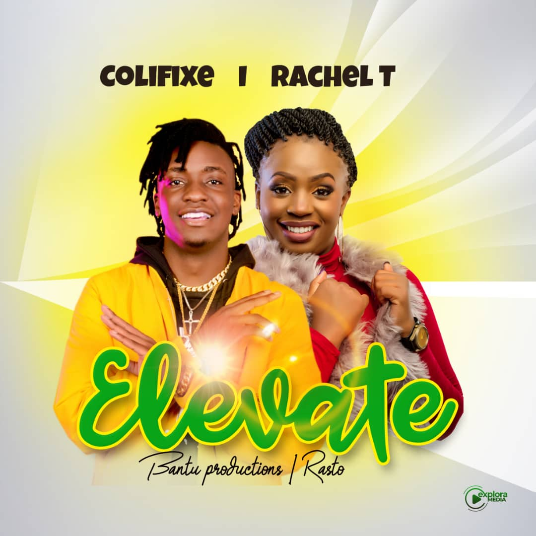 Colifixe teaming up with Rachel T - Elevate Audio out