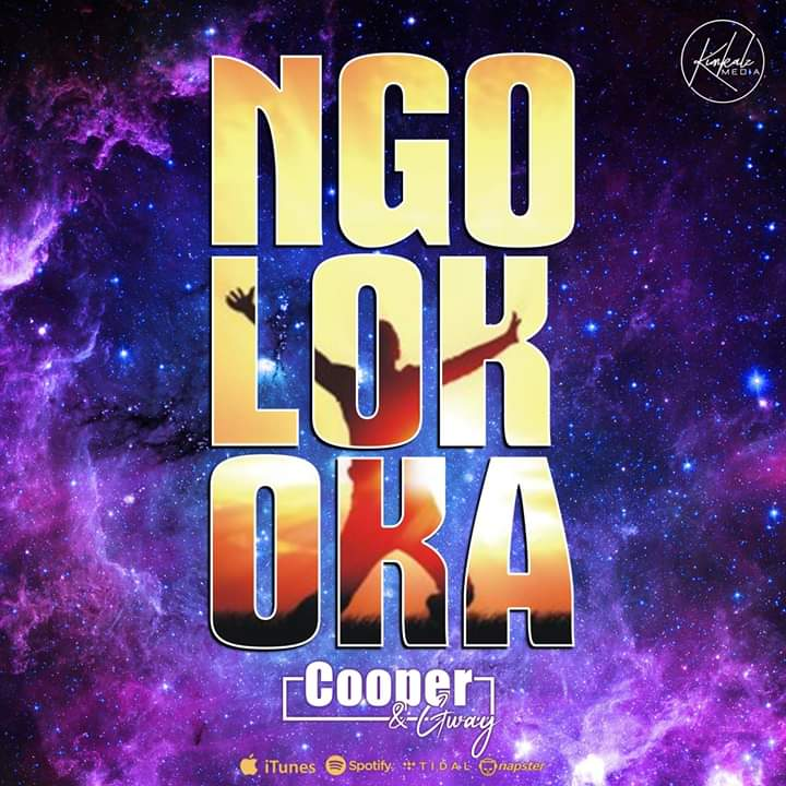 New Audio Ngolokoka coming soon from Cooper and Gway