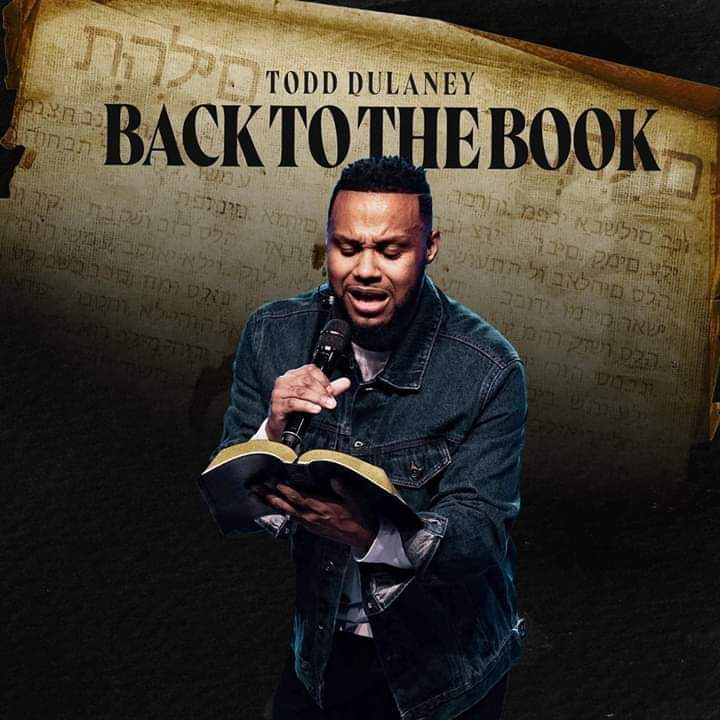 An EP Back to the Book from Todd Dulaney