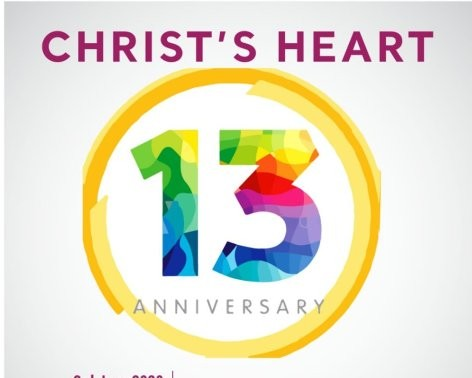 Christ Heart Ministries International led by Bishop Isaiah Mbuga and Deborah Mbuga yesterday on the 3rd June did mark their 13 years of Ministry, healing, love, and being a big blessing