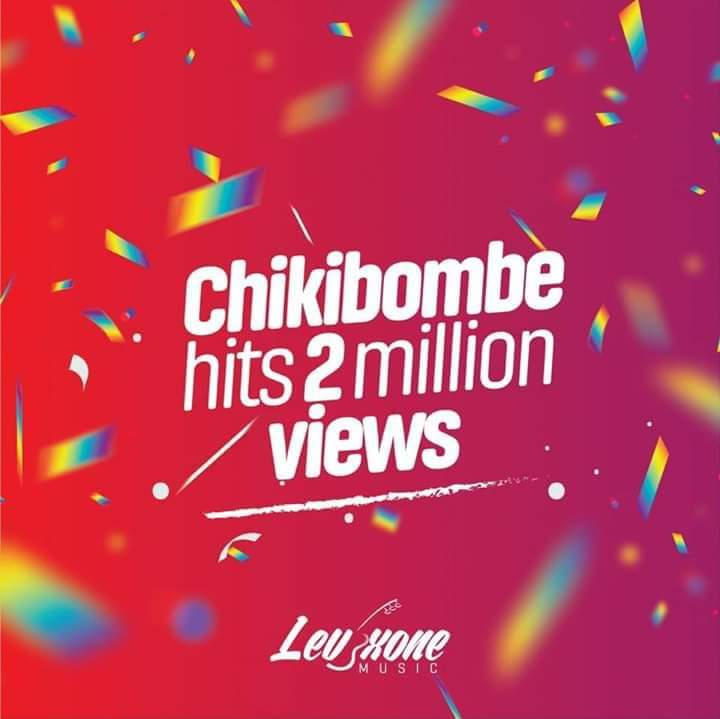 Chikibombe hits the 2 million YouTube spot