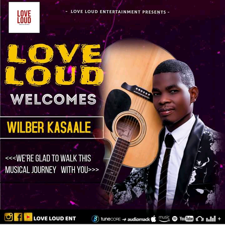 A New Musical Home base for the One Afro-beat gospel artist Wilber Kasaale