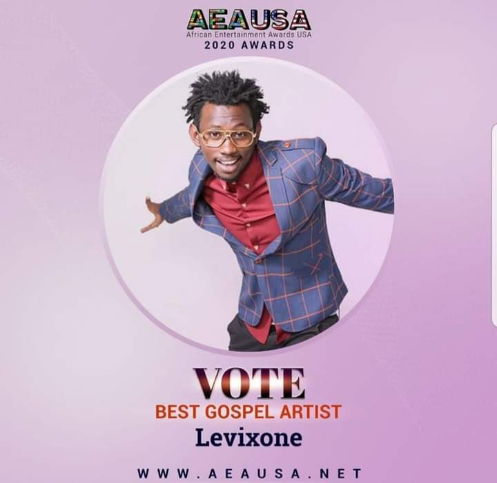 Levixone in for another set of awards #AEAUSAAwards20