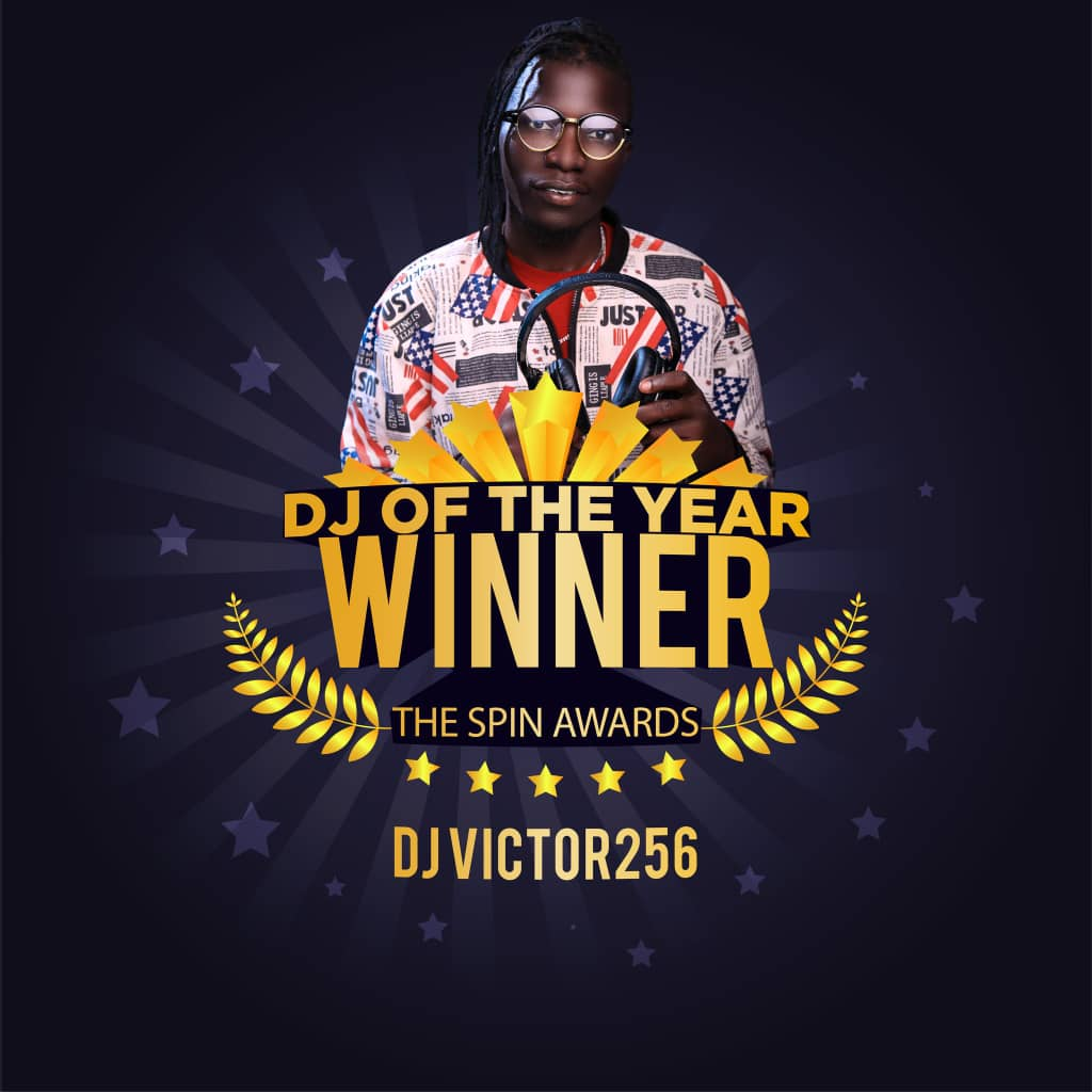 DJ Victor256 wins big at the Spin Awards20
