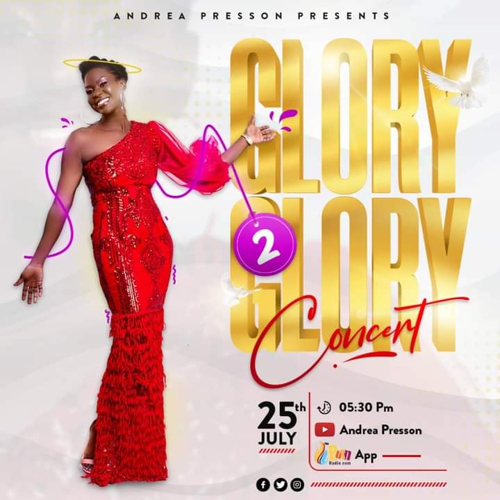 Glory to Glory Concert with Andrea Presson
